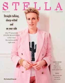 Stella Magazine Front Cover 5 April 2020