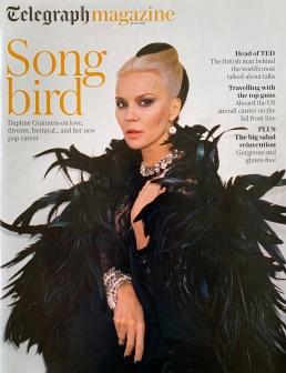 The Telegraph Magazine Front Cover 30 April 2016