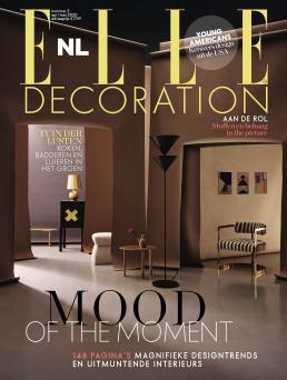 Elle Decoration NL Cover April 2020