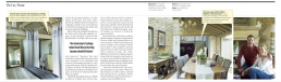 Old School, 5 page feature in The Telegraph magazine about the home of Emma & John Sims-Hilditch.