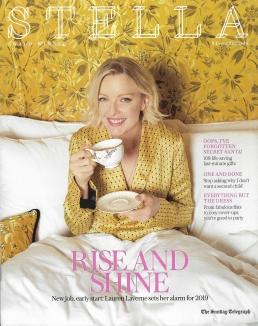 Stella Magazine front cover December 2018