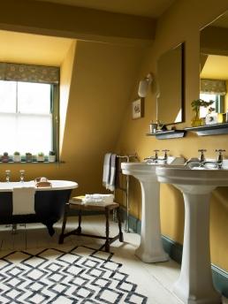 Bathroom of Ed and Alice Workman