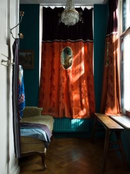 Helma Bongenaar's Home, dressing room